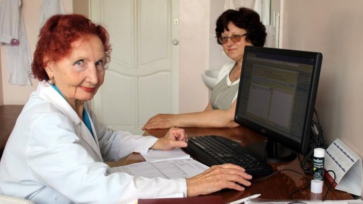 «Я не портниха, поэтому пошла на терапию»: челябинский врач в 84 года продолжает успешно работать