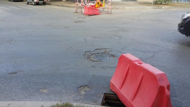 Несчастный перекресток в центре Волгограда стал заложником концессий и мэрии