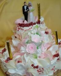 Свадебный торт в каждый дом
