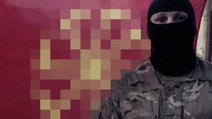Ответственность за пожар в Ростове взяло на себя проукраинское «национальное подполье»