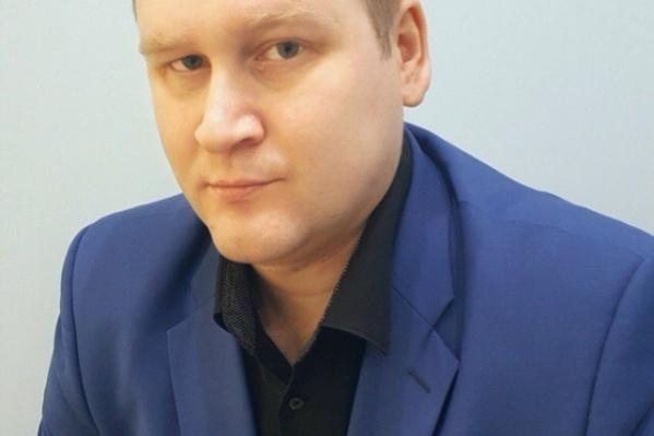 Ранее Владимир Хромцов работал в теплоснабжающей компании