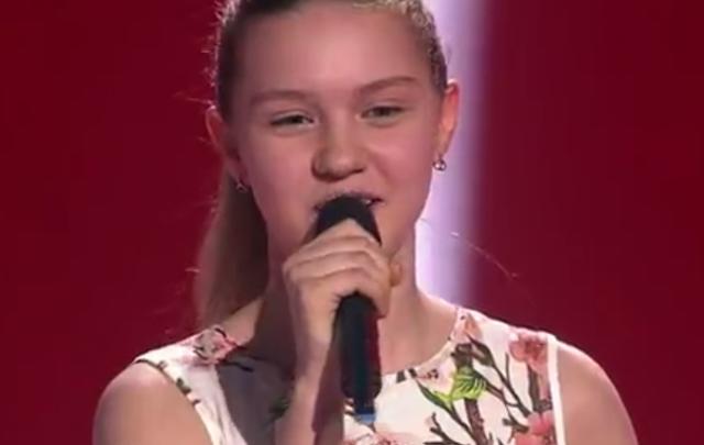 Елизавета Качурак из Волгограда выбыла из шоу «Голос. Дети»