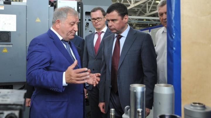 В Гаврилов-Яме планируют построить территорию заводов: что будут производить