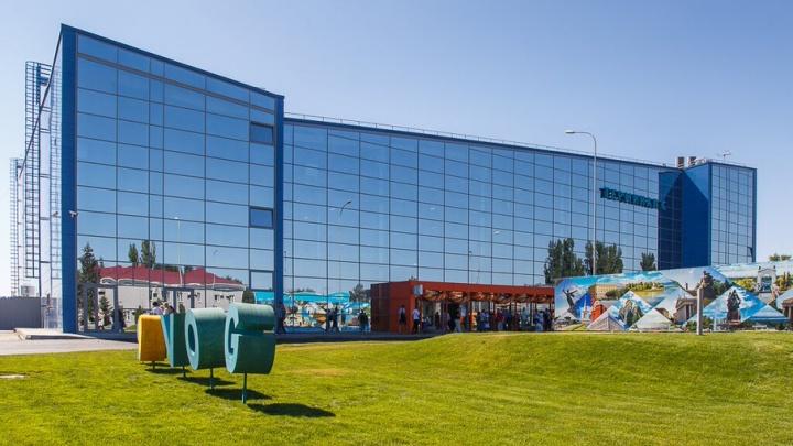 В волгоградском аэропорту закрыли парковку у нового терминала С