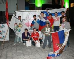 Что объединяло тюменских болельщиков на матче Россия – Польша?