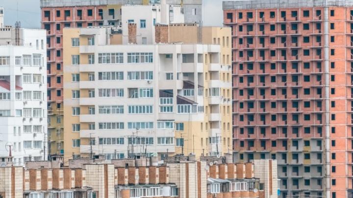 Обманутым дольщикам в поселке Дубрава выделят квартиры в многоэтажках