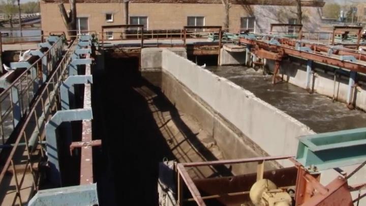 Миллиард в канализацию: на городских очистных сооружениях установили новое оборудование