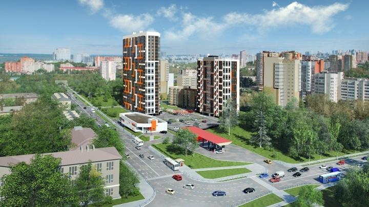 Новый жилой комплекс «Дуэт»: полный комплект опций по приятной цене