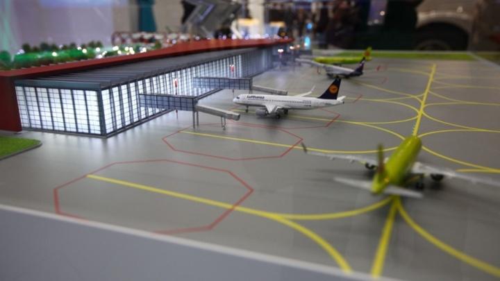 Учтут ветку ВСМ: в челябинском аэропорту определились с началом строительства нового терминала