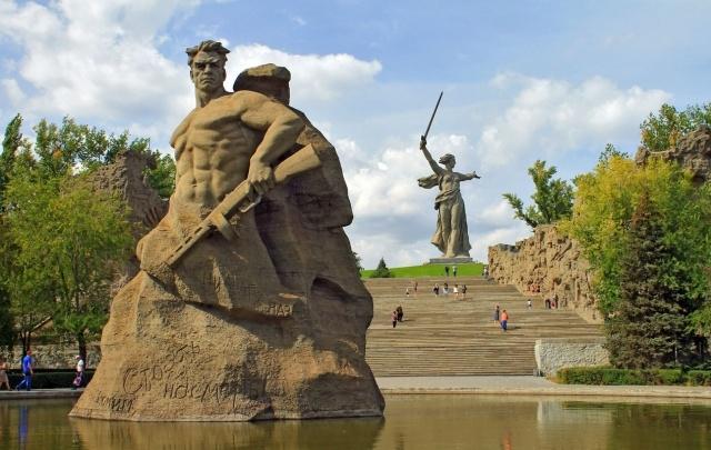 Тур на паровозе: что посмотреть в Волгограде