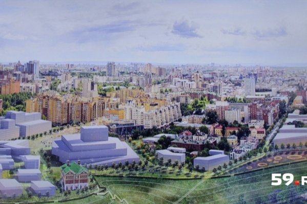 На выставке рассказали, какие проекты изменят город