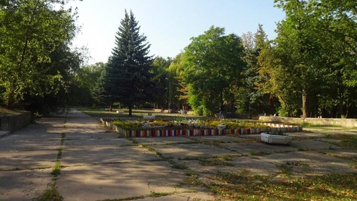 Реконструкцию парка Собино отложили на неопределенный срок
