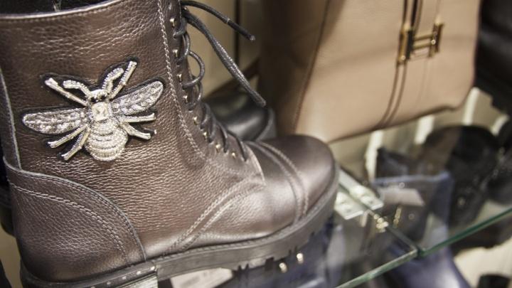 Стиль, роскошь и комфорт: в магазинах «Дом немецкой обуви» стартуют ночные распродажи