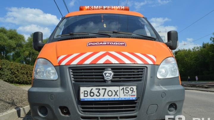 Как это работает: выясняем, как лаборатории на колесах в Перми проверяют качество асфальта