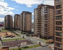 Четвертая очередь жилого комплекса «Даудель» будет сдана досрочно