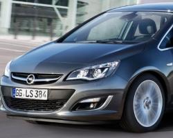 Новый Opel Astra J седан уже в Самаре!