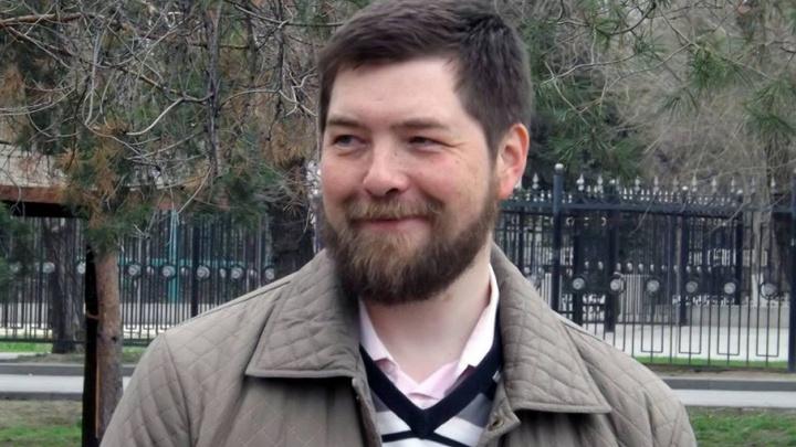 Волгоградского краеведа Романа Шкоду туристы приняли за старовера