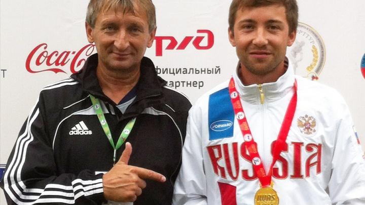 Тюменский параатлет взял две серебряных медали на чемпионате России