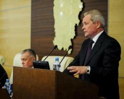 Виктор Басаргин подвел итоги работы краевого правительства в 2015 году