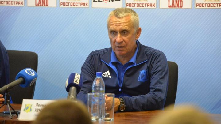 Леонид Кучук: «Травмы не позволили рассчитывать на большее, чем ничья»