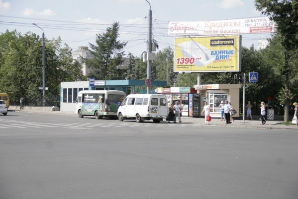 Остановки в Челябинске станут выглядеть одинаково