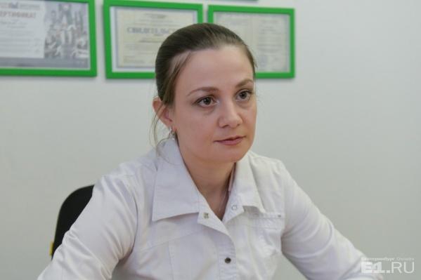 Наш первый сегодняшний эксперт — генетик Елена Кудрявцева.