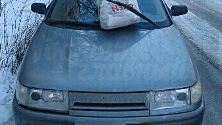Ростов негостеприимный: дончане наказали ставропольца за парковку на тротуаре