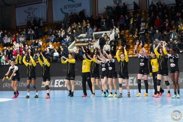 Ростовчанки обыграли соперниц с минимальным преимуществом