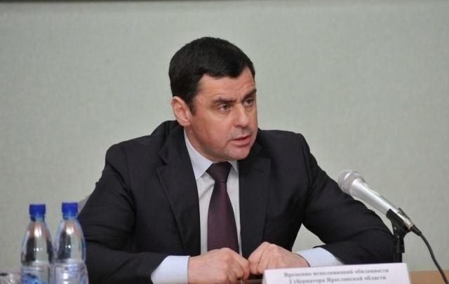 Дмитрий Миронов сообщил об увеличении доходов областного бюджета