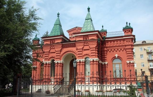 Музей обороны Царицына
