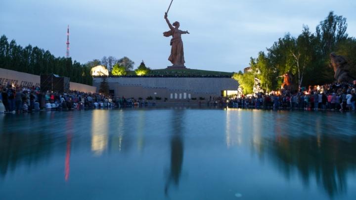 Полувековой юбилей Мамаева кургана в Волгограде отметят тихим митингом