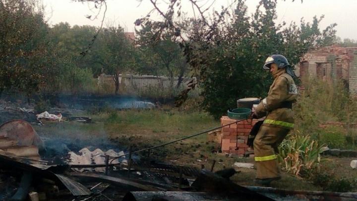 Режим повышенной готовности из-за возможных пожаров ввели в Ростове