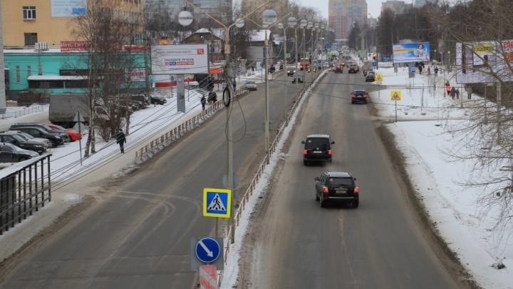 Архангелогородцы смогут пожаловаться на уборку улиц через интернет