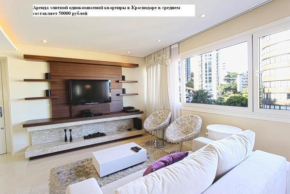 Стоимость аренды квартиры в Краснодаре равнозначна платежу по ипотеке