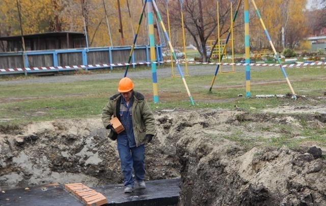 Городские власти определились с числом дворов, которые ждёт ремонт этим летом