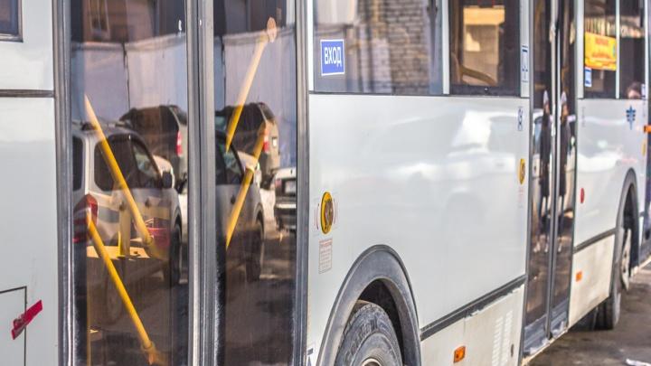 В Самаре на месяц изменят движение автобусного маршрута № 45