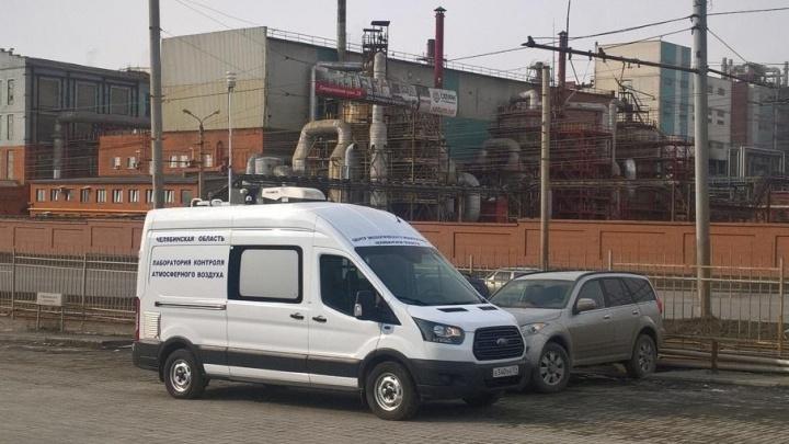 По утрам и вечерам: для проверки воздуха в Челябинске купили лабораторию за 19,5 млн
