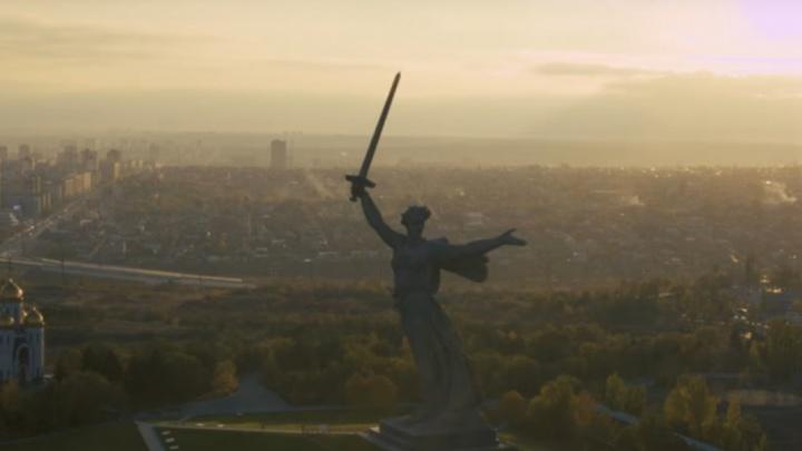 Необходимость перевода стрелок Волгограду показали с высоты