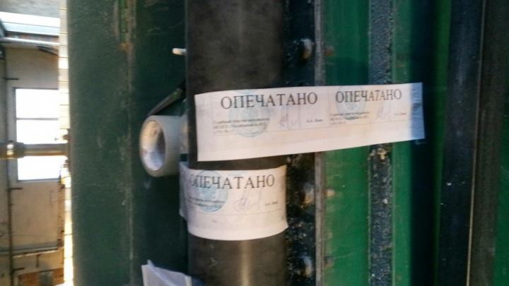 Приставы остановили челябинское предприятие, работающее на угле