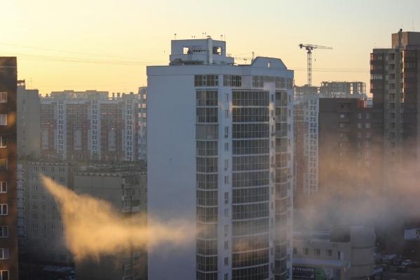 Основные источники выбросов — предприятия, свалка и транспорт