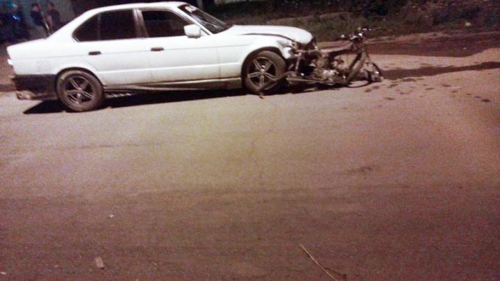 Запутанное ДТП на Южном Урале: кто ответит за смерть юного мопедиста