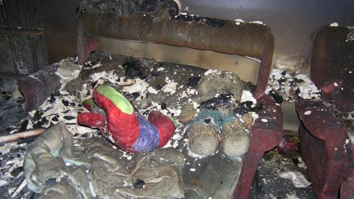 Под Волгоградом за смерть троих детей на пожаре отец отправится в колонию