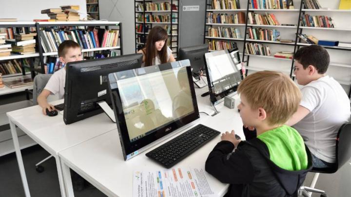 Дети снимут мультфильм и «оживят» робота: в Перми открылась всероссийская школа программирования