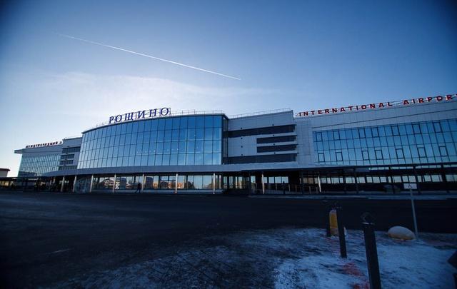 В тюменском аэропорту поменялось расписание из-за непогоды в Москве