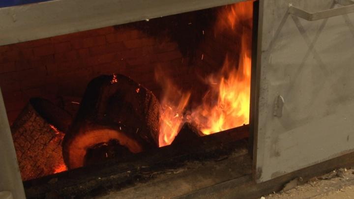 Многочасовой «печной» пожар уничтожил квартиру в архангельской деревяшке