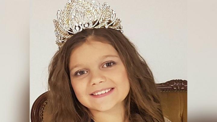 Шахматная королева из Волгограда стала маленькой мисс вселенная