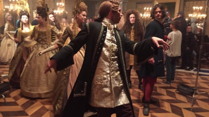 В Москве прошел последний день съемок фильма «Тобол»