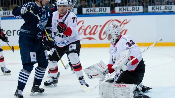 «Трактор» прервал победную серию во Владивостоке