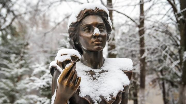 Январские морозы в Ростове сменятся плюсовой температурой