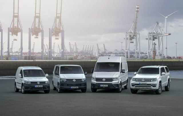 Коммерческие автомобили становятся доступнее с оригинальными деталями Volkswagen